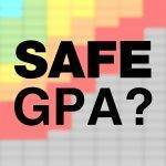 Safe GPA for medical entry?