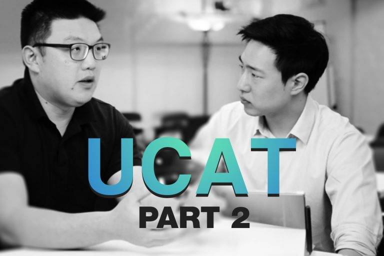 Truth About UCAT part 2 - sections breakdown