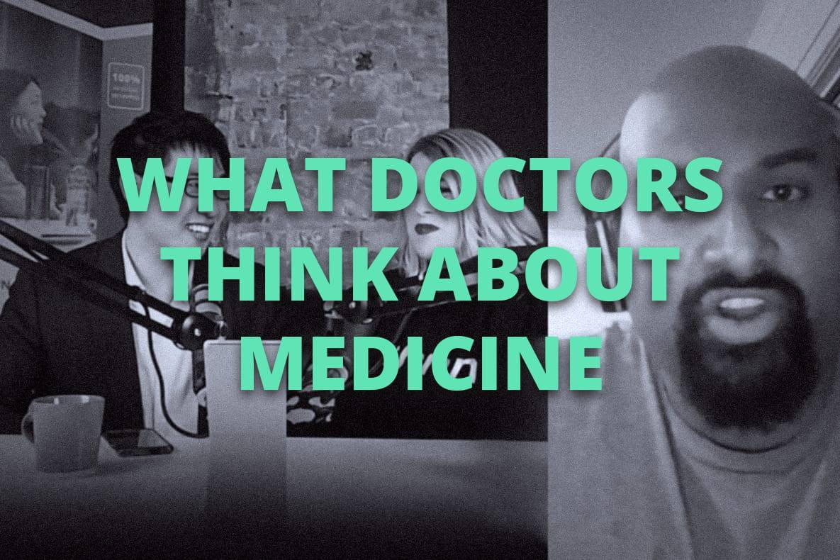 Who should be a doctor?